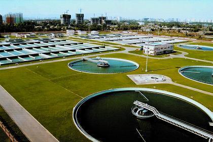 靖西污水处理厂