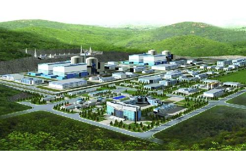 海南昌江核电厂