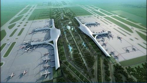 南宁新机场航站楼